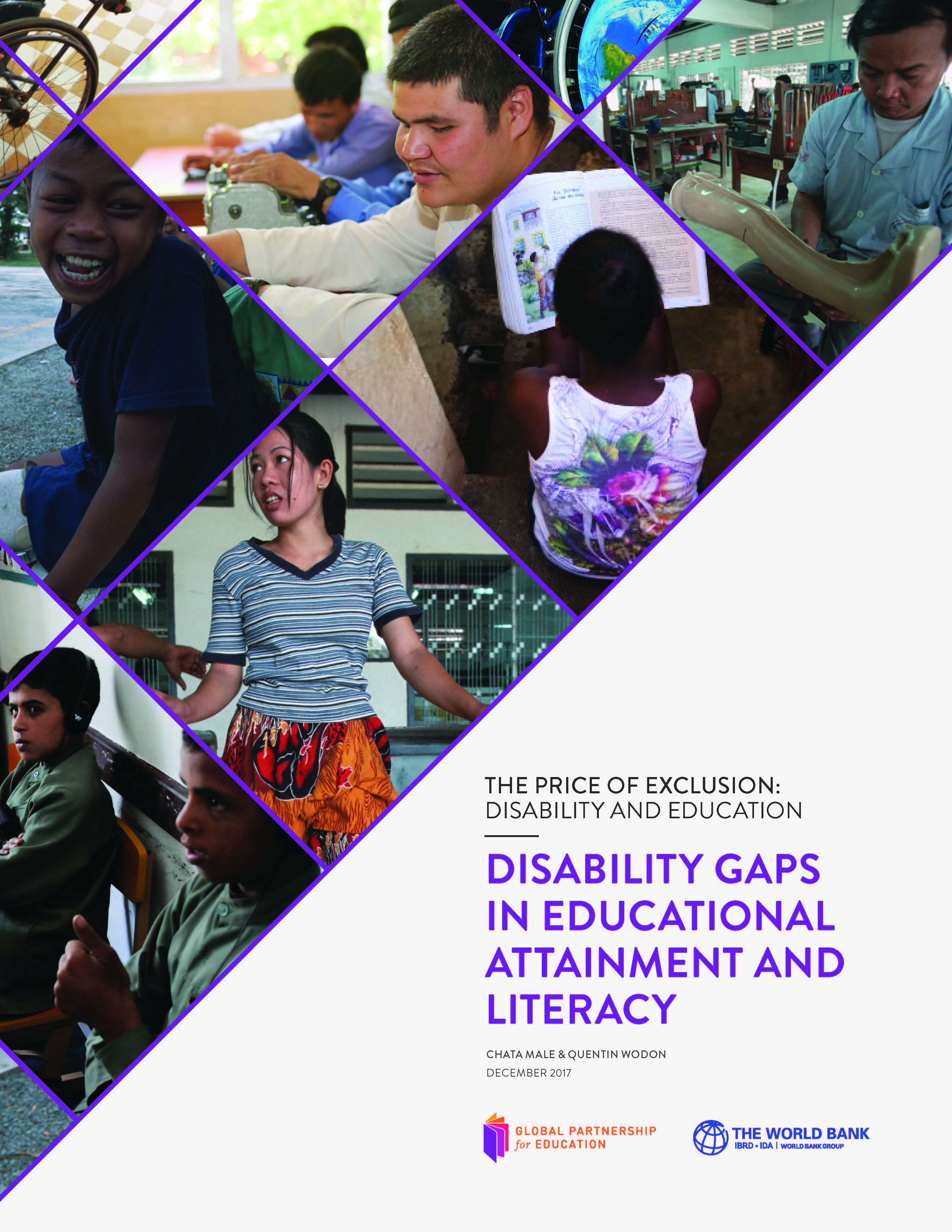 Disability Gaps In Educational Environment attainment and Literacy
