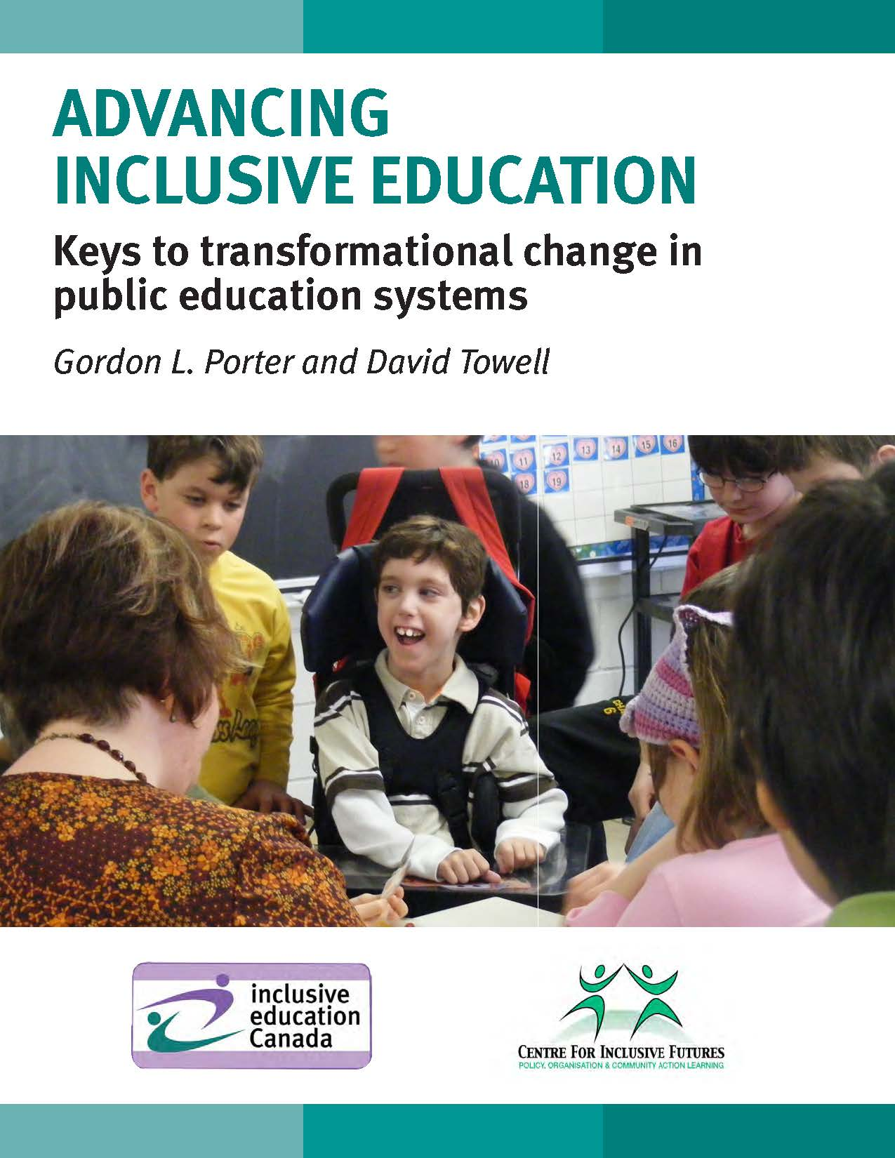 Advancing Inclusive Education, Keys to transformational change in
