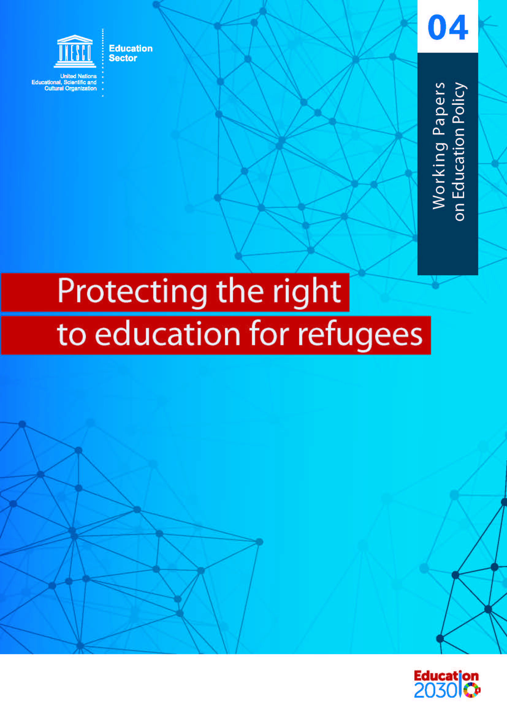Protecting the right to education for refugees