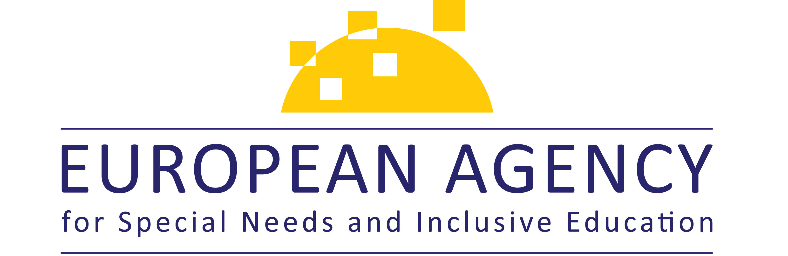 logo of the European Agency for Special Needs and Inclusive Education